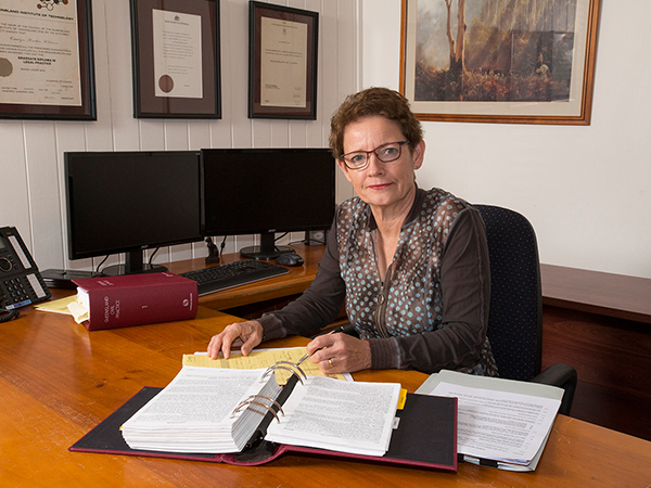 Image of Carolyn Williams principal of Lember and Williams